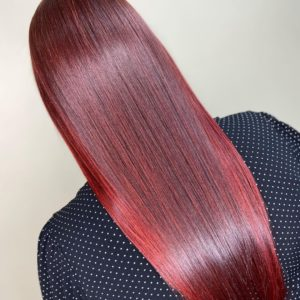 hair smoothing treatments at fringe benefits hair salon in gloucester 2