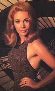 Karin Dor Bond Girl