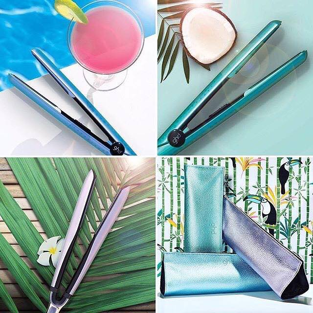 NEW Limited Edition GHD Azores Collection