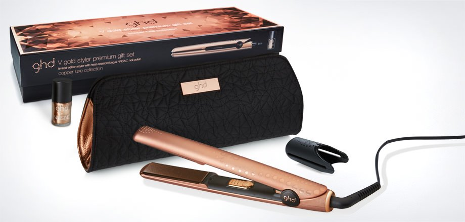 ghd Copper Luxe Mark V Stylers - £135.00