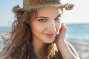 boho hairstyles at fringe benefits hair salon gloucester