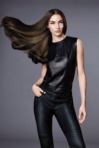 repair split ends at Fringe benefits hair salon