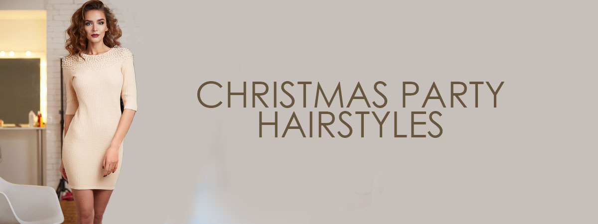 Christmas Party Hairstyes