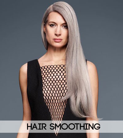 Hair-Smoothing