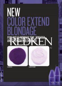 redken blondage shampoo at fringe benefits hair salon gloucester