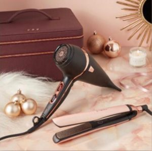 ghd christmas gifts and ideas at fringe benefits hair and beauty salon in golucester