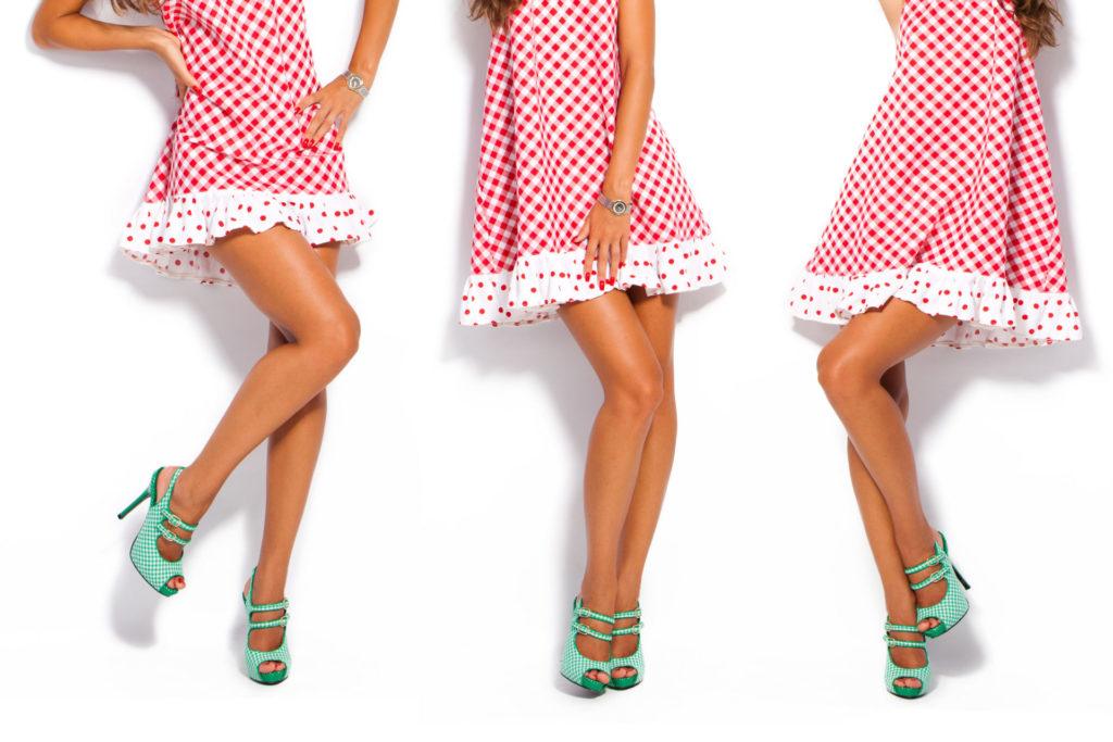 Leg waxing at Fringe Benefits Beauty Salon in Gloucester