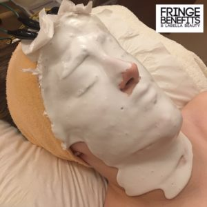 environ facials at fringe benefits beauty salon in Gloucester