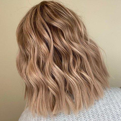 Balayage Hair Colour at Fringe Benefits Hair Salon, Gloucester