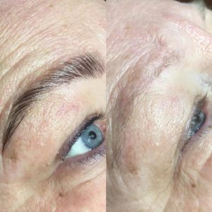 London Brows at Fring Benefits & La Bella beauty in Gloucester