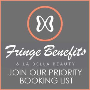 Join Our Waiting List - Fringe Benefits Salon, Gloucester