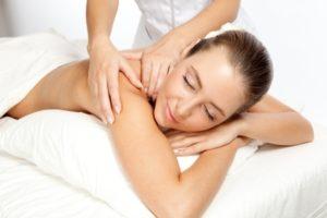 massage treatments at La Bella Beauty Salon in Gloucester