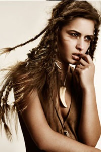 Easy Beach Hairstyles from Fringe Benefits Hair Salon in Gloucester